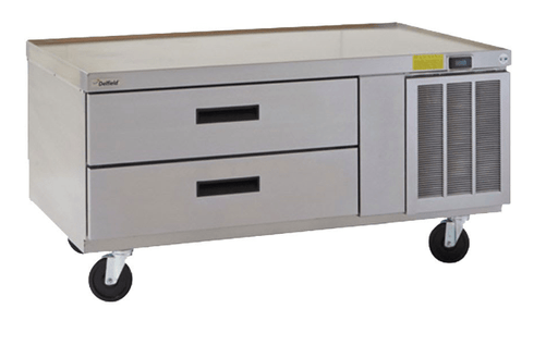 "Delfield F2936CP 36 1/4"" Chef Base w/ (2) Drawers - 115v"