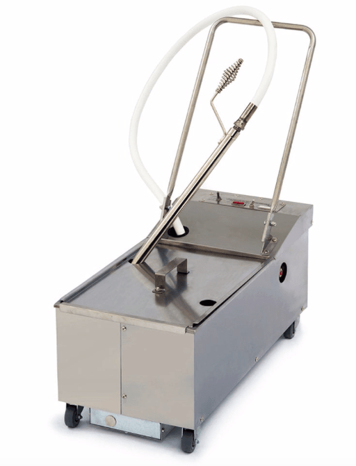 Frymaster PF50 50 lb Commercial Fryer Filter - Suction, 120v