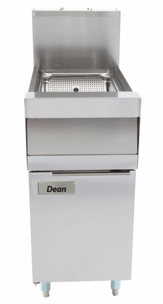 "Frymaster 15MC 15 1/2"" Spreader Cabinet - Free Standing, Stainless"