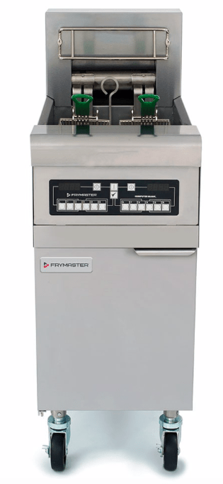 Frymaster FPRE117 Electric Fryer - (1) 50 lb Vat, 208v/3ph