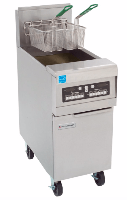 Frymaster PH155 Gas Fryer - (1) 50 lb Vat, Natural Gas