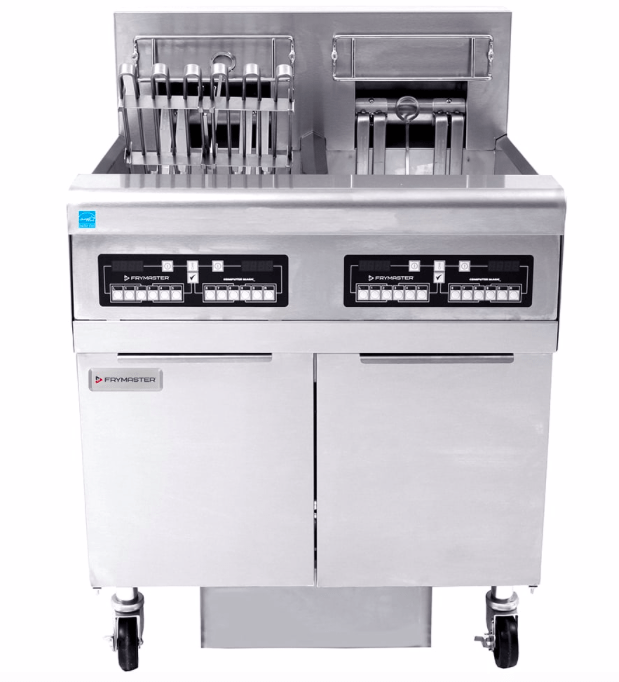 Frymaster FPPH255 Gas Fryer - (2) 50 lb Vats, Natural Gas