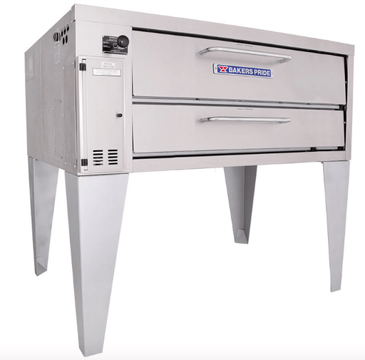 Bakers Pride 151 Pizza Deck Oven, Natural Gas