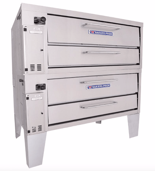 Bakers Pride 452 Double Deck Pizza Oven, Natural Gas