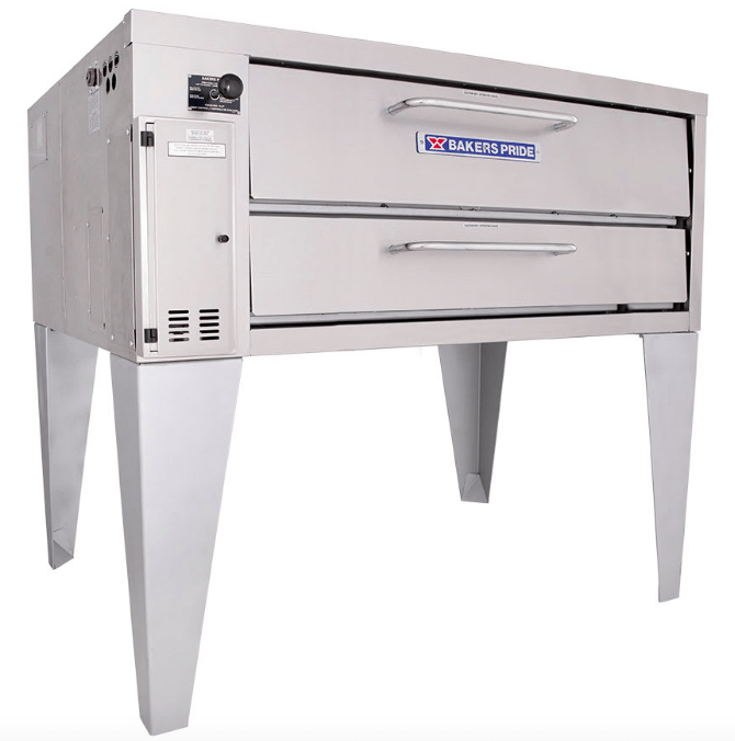 Bakers Pride 451 Pizza Deck Oven, Natural Gas