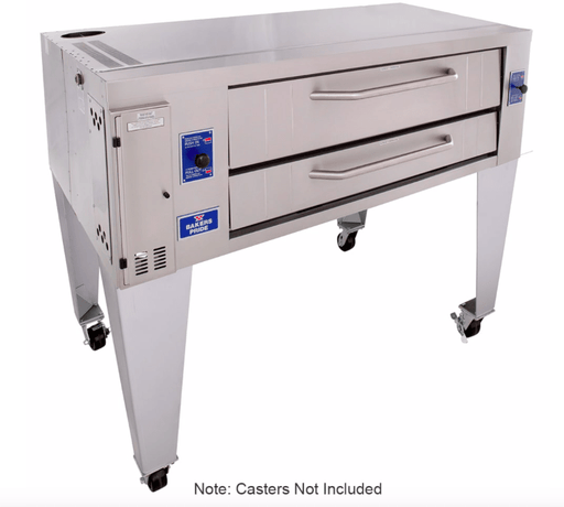 Bakers Pride Y-600 Pizza Deck Oven, Natural Gas