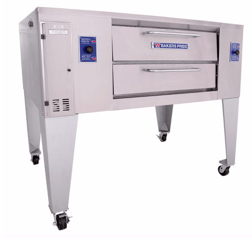 Bakers Pride GS-805 Single-Deck Pizza Oven, Natural Gas