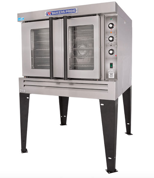 Bakers Pride BCO-G1 Cyclone Single Full Size Natural Gas Convection Oven - 60,000 BTU