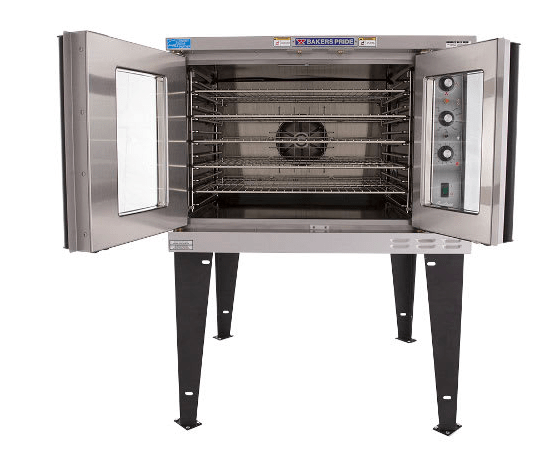 Bakers Pride BCO-E1 Cyclone Single Full Size Electric Convection Oven - 10.5 kW, 240v/1ph