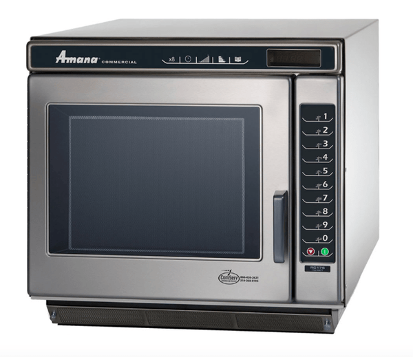 Amana RC30S2 3000w Commercial Microwave w/ Touch Pad, 240v/1ph