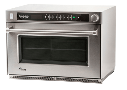Amana AMSO35 (2) Pan Microwave Steamer - Countertop, 208-240v/1ph