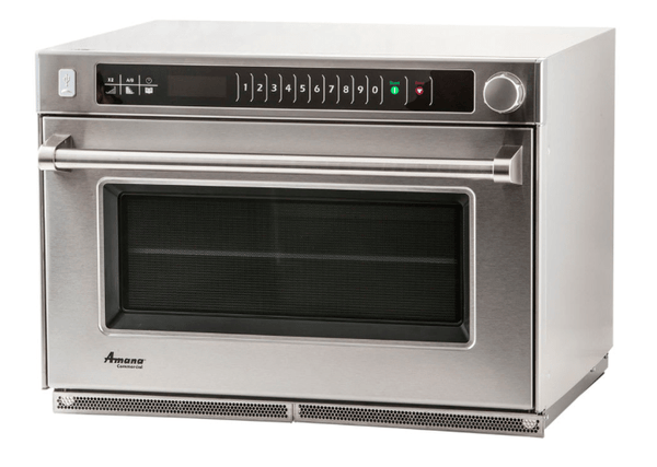 Amana AMSO22 (2) Pan Microwave Steamer - Countertop, 208-240v/1ph