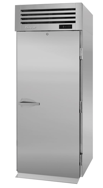 "Turbo Air PRO-26F-RI-N 34"" Single Section Roll-In Freezer, (1) Solid Door, 115v"