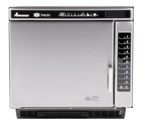 Amana Xpress JET14 Jetwave High-Speed Accelerated Cooking Countertop Oven