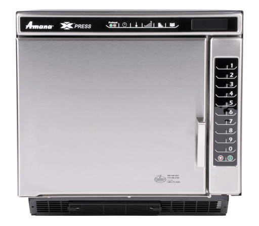 Amana Xpress JET19 Jetwave High-Speed Accelerated Cooking Countertop Oven