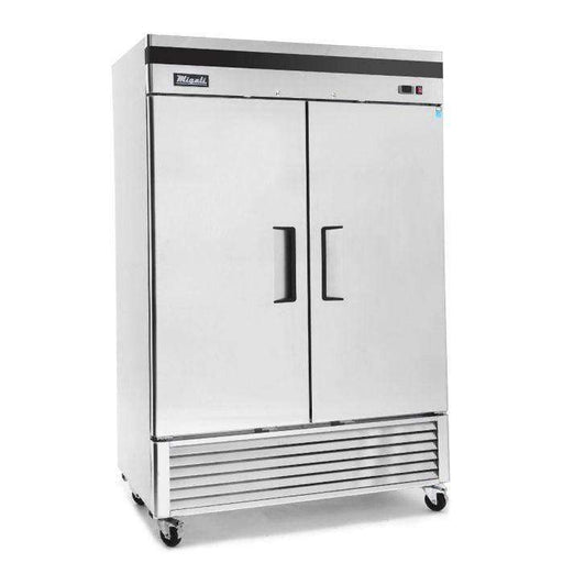 Migali - C-2RB-35-HC 2 Door Reach-In Refrigerator
