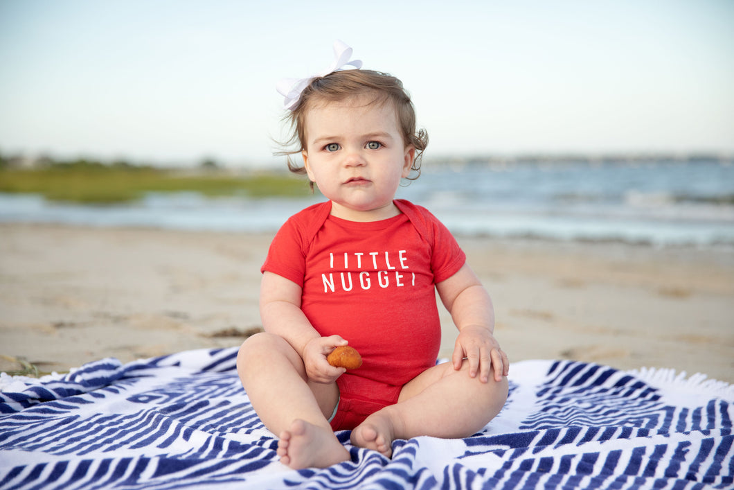 Little Nuggets Onesie