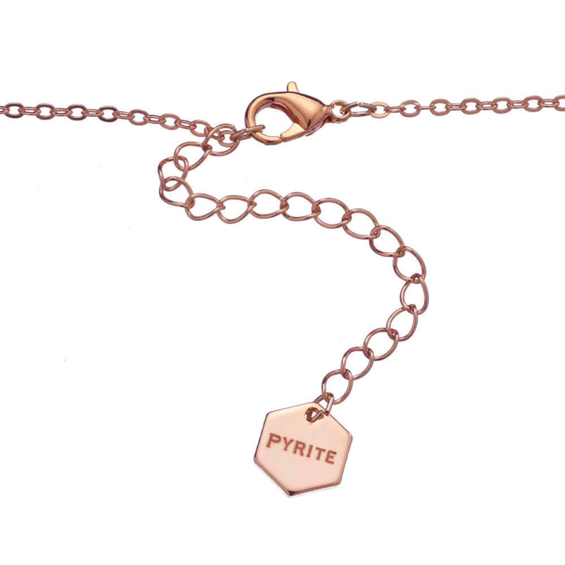 Boho Protect Hand Rosé Gold - Pyrite Jewelry - [product_type]