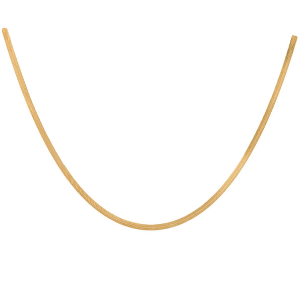 Mystic Snake Chain Gold - Pyrite Jewelry - [product_type]