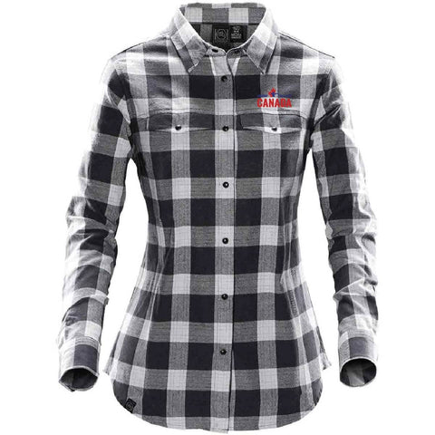 Women's Logan Flannel Shirt