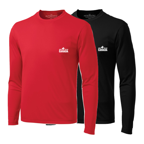 YOUTH Polyester Long Sleeve
