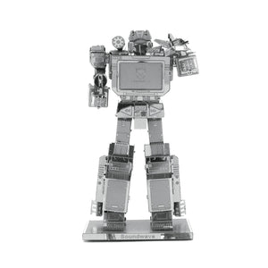Transformers Soundwave MetalEarth