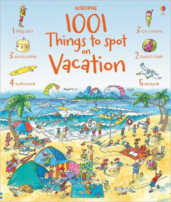 1001 Things Spot On Vacation