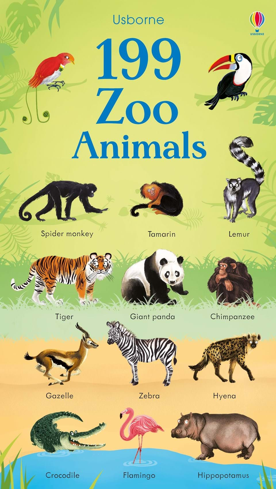 199 Zoo Animals