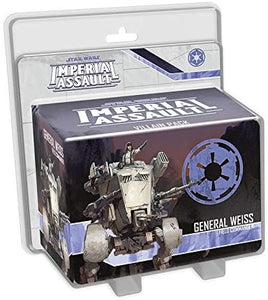 Imperial Assault: General Weiss