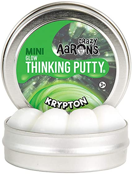 Thinking Putty Mini Krypton