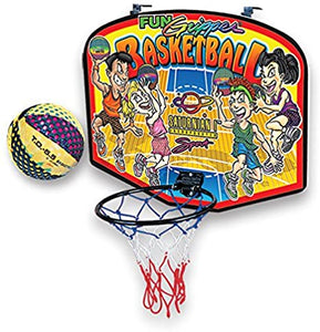 "Fun Gripper 5.5"" Basketball Game"