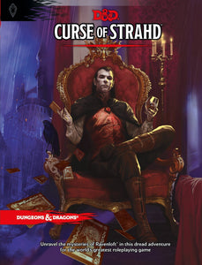 D&D Dungeon Curse Of Strand