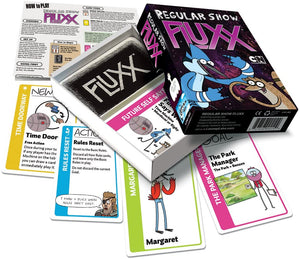 Regular Show Fluxx