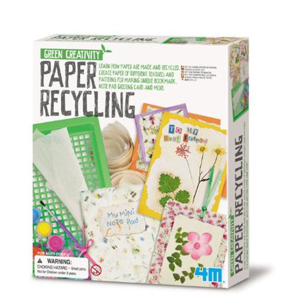 Paper Recycling Kit