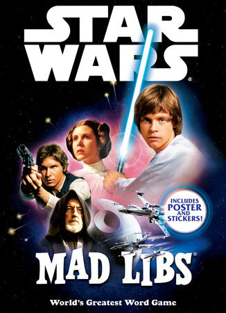 Star Wars Giant Mad Libs