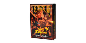 Playing Cards Age Of Dragons