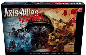 Axis And Allies Zombies