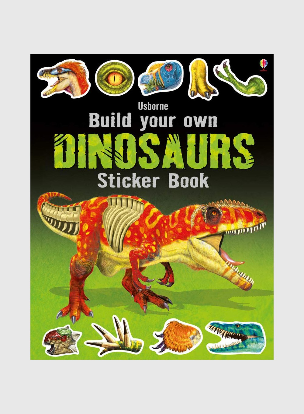 Build Your Own Dinosaur