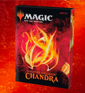 Chandra Signature Spellbook