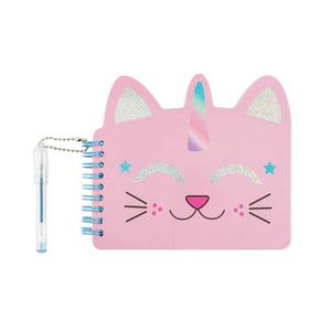 Caticorn Mini Notepad