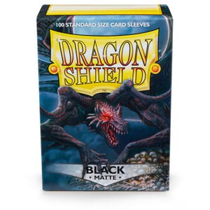 Dragon Shield Black Matte