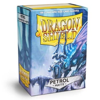 Dragon Shield Petrol matte