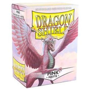 Dragon Shield Pink Matte