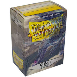 Dragon Shield Sleeve Clear 100
