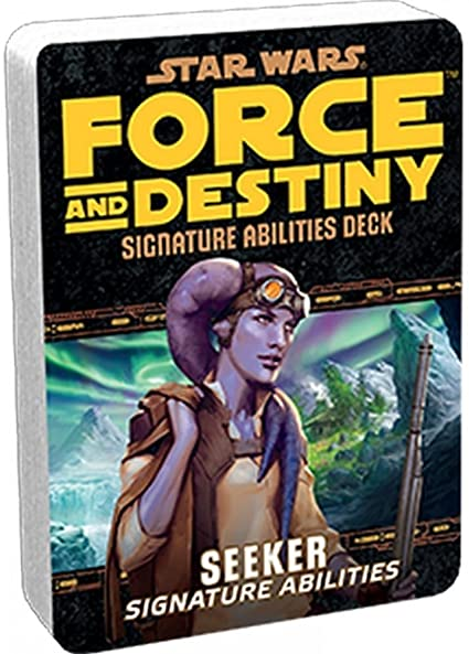 Force And Destiny Seeker Sign