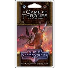 Game of Thrones World Championships 2017