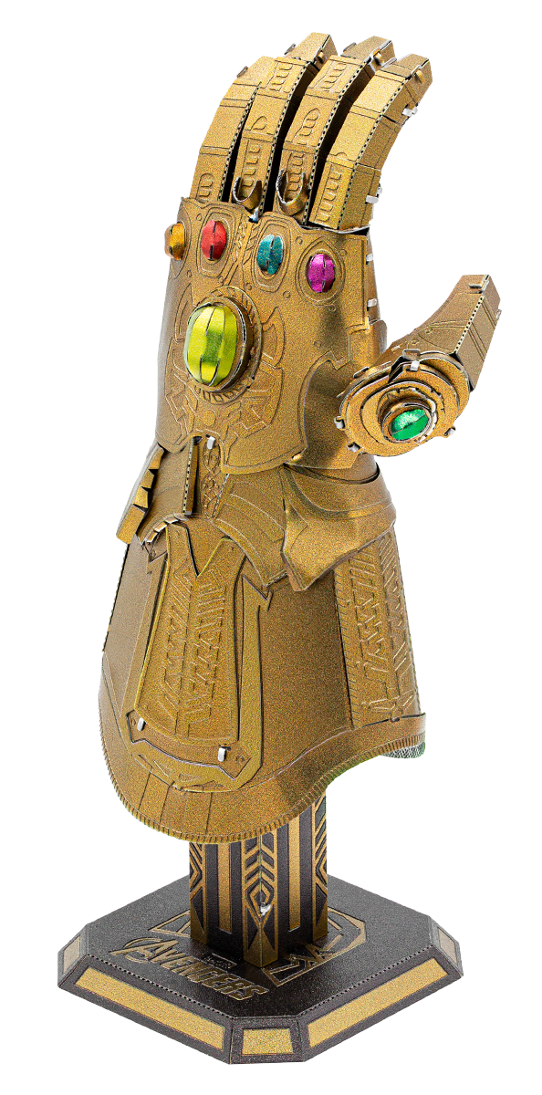 Infinity Gauntlet Metal Earth