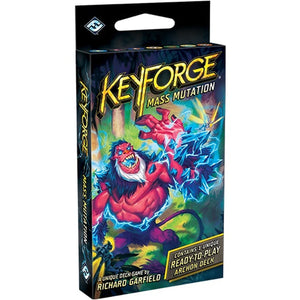 Keyforge Mass Mutation Deck