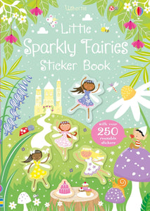 Little Stickers Sparkly Faries