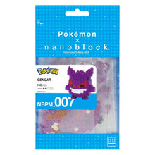 Load image into Gallery viewer, Nanoblock Gengar
